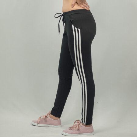 ladies-White-Lines-jogger-sandshark